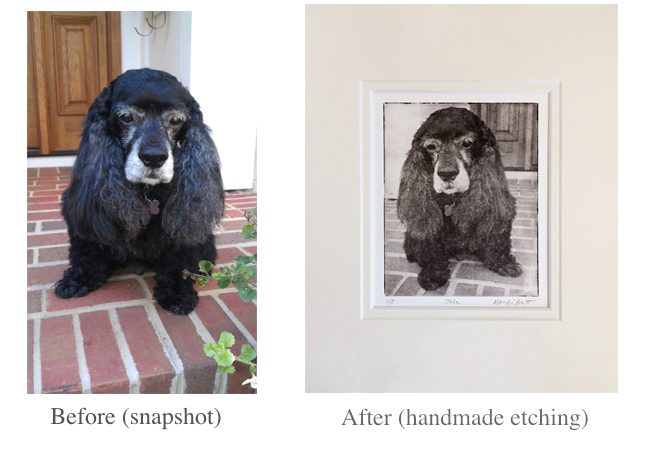 Etching-Before-After-Dog-Jake-