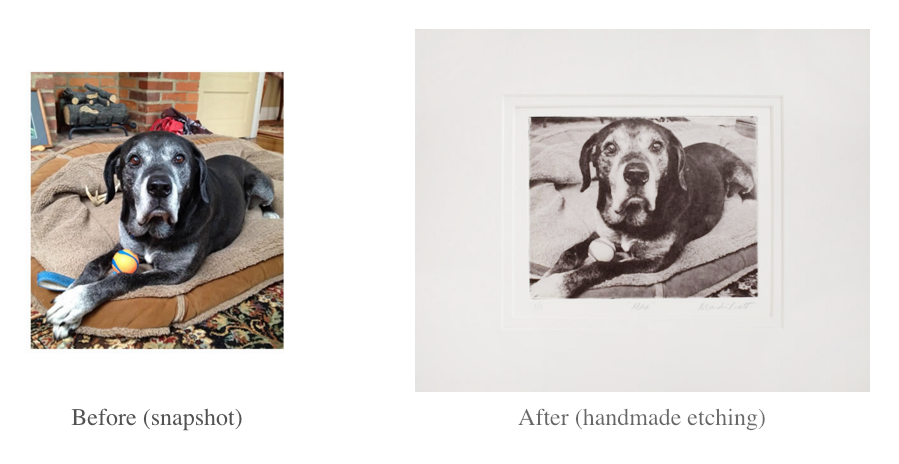 Etching-Before-After-Dog-Max